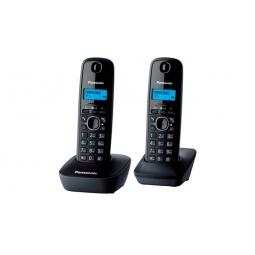 фото Радиотелефон Panasonic KX-TG1612. Цвет: серый