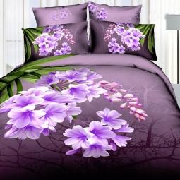 фото Комплект постельного белья с эффектом 3D Buenas Noches Vecher. 2-спальный