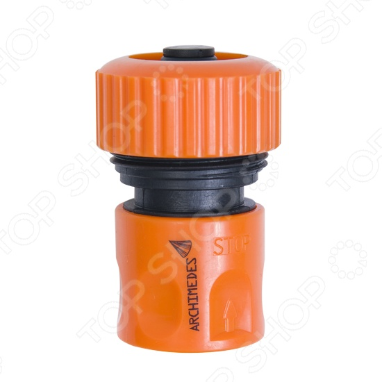 Коннектор с автостопом Archimedes 90927 набор шпателей для выравнивания archimedes stabi 4 шт