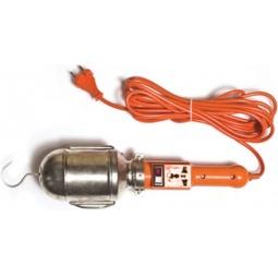 Купить Светильник переносной UNIVERSAL с выключателем и розеткой