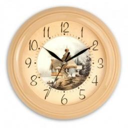 Купить Часы настенные Вега П 6-14-9 Дом