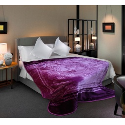 фото Плед Tomilon Kaleidoscope lilac-violet. Размер: 160х220 см