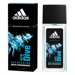 Купить Парфюмированная вода для мужчин Adidas Ice Dive