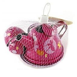 фото Игровой набор для девочки Shantou Gepai «Чайный сервиз. Куколка»