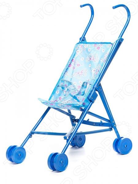 Коляска для кукол 1 Toy Т52255 коляски для кукол 1 toy красотка t58754
