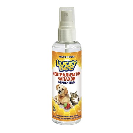 Купить Нейтрализатор запахов Lucky Bee LB 7512