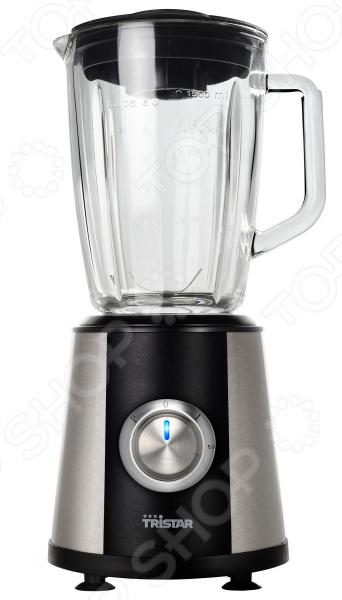 Блендер Tristar BL-4430Блендеры<br>Блендер Tristar BL-4430 аппарат для повседневного использования, ставший уже незаменимым приспособлением на любой современной кухне. Им, вы сможете сделать фарш, измельчить орехи, овощи, взбить легкое тесто, приготовить спорт коктейль - всё это без особого труда. Нож из высокопрочного материала справится с любой пищей. Блендером из пластика легко работать, в нем можно приготовить детское питание или диетические коктейли. Он имеет механический тип управления с двумя плавно регулируемыми скоростями и импульсным режимом. В добавок ко всему этому оснащен функцией самоочистки.<br>