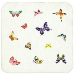фото Салфетка махровая BONITA «Бабочки»