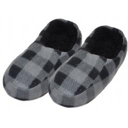 Купить Тапочки-носки мужские на меху. В ассортименте