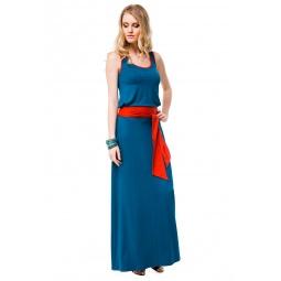 фото Платье Mondigo 7041. Цвет: морской волны. Размер одежды: 48