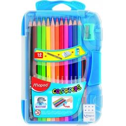 фото Набор цветных карандашей в пенале Maped 832032