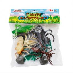 Купить Фигурки-игрушки 1 TOY Т53857 Насекомые