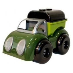 фото Машинка игрушечная ПЛЭЙДОРАДО «Цистерна военная Малышок»