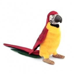 Купить Мягкая игрушка Hansa «Желтый попугай»