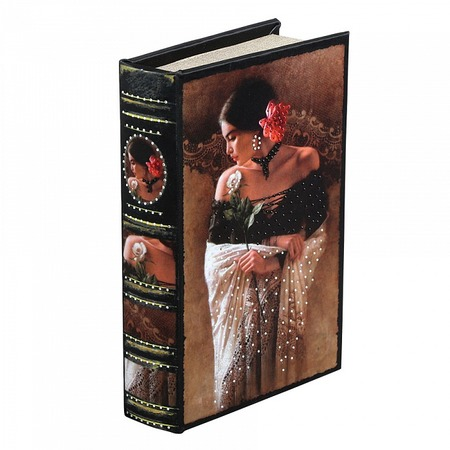 Купить Книга-сейф Alparaisa «Кармен»