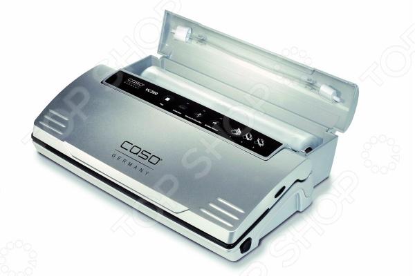 Упаковщик вакуумный CASO VC 200 вакуумный упаковщик bradex виток tk 0096