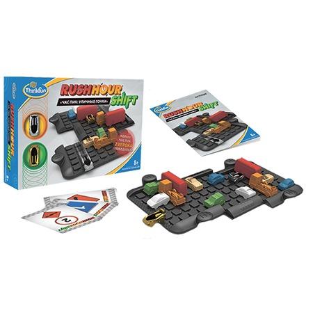 Купить Игра-головоломка Thinkfun «Час пик: Уличные гонки»