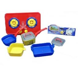 фото Игровой набор для девочки Shantou Gepai «Набор посуды»