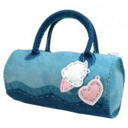 фото Набор для детского творчества Color Puppy «Шьем сумочку. Лазурная волна»