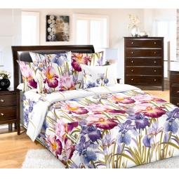 фото Комплект постельного белья Королевское Искушение «Ирис». 2-спальный