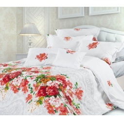 фото Комплект постельного белья Унисон «Констанция». 1,5-спальный