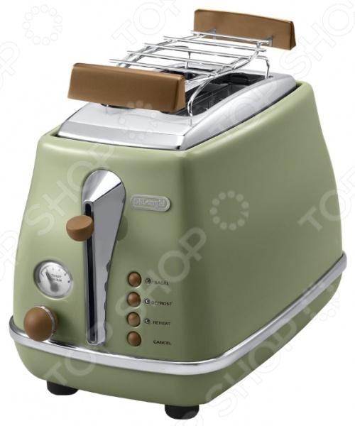 Тостер DeLonghi CTOV 2103