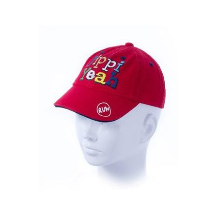 Купить Бейсболка для мальчика ЧУДО-КРОХА «Yeah» ЯВ119678. Цвет: красный