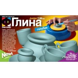 Купить Глина для наборов «Гончар» и «Скульптор» Фантазер