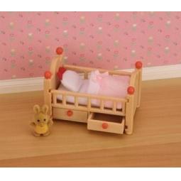 Купить Набор игровой Sylvanian Families «Детская кроватка»