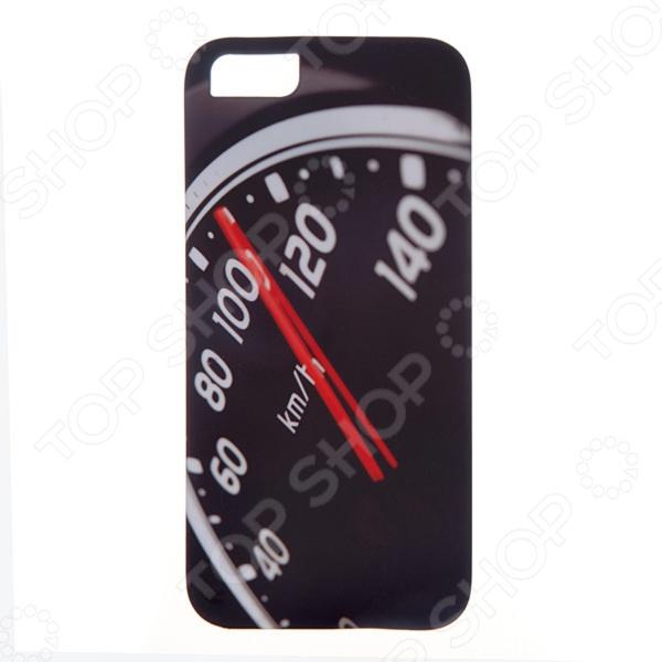 Чехол для iPhone 5 Mitya Veselkov Скорость аксессуар, предназначенный для защиты вашего смартфона от легких механических повреждений: сколов, царапин, незначительных ударов. Чехол разработан специально для iPhone 5. Легко крепится к гаджету и надежно защищает его.  Аксессуар выполняет не только защитную, но и декоративную функцию. Персонализируйте свой телефон, подобрав чехол с понравившимся дизайном.  Изделие создано из гипоаллергенного пластика, что довольно важно. Ведь сегодня мобильные гаджеты значительную часть дня находятся в руках пользователя.