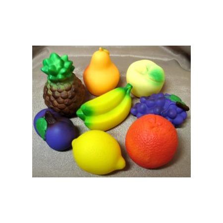 Купить Набор игрушек для ребенка Огонек «Фрукты» 01289