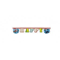 Купить Гирлянда детская Procos «Самолеты-Happy Birthday»