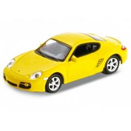 Купить Модель автомобиля 1:87 Welly Porsche Cayman S. В ассортименте