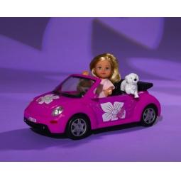 Купить Кукла еви Simba на машине