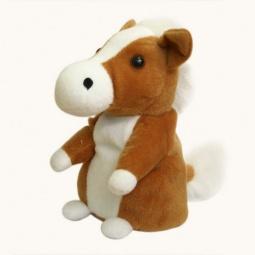 Купить Мягкая игрушка интерактивная Woody O'Time «Лошадь-повторюшка»