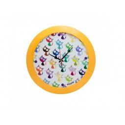 Купить Часы настенные Mitya Veselkov «Много кошек»