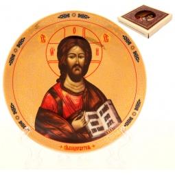 Купить Тарелка декоративная Elan Gallery «Иисус Христос» 502757