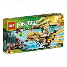 фото Конструктор LEGO Золотой Дракон