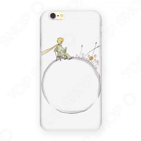 Чехол для iPhone 6 Mitya Veselkov «Просто принц» mitya veselkov чехол для iphone 6 скандинавская лошадка