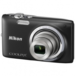 фото Фотокамера цифровая Nikon Coolpix S2700. Цвет: черный