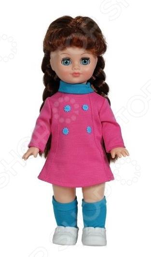 Кукла интерактивная Весна «Христина 1»Интерактивные куклы и пупсы<br>Кукла интерактивная Весна Христина 1 это красивая куколка, которая точно порадует вашего ребенка и подарит ему сказочные минуты игры. При создании уделялось внимание всем частям тела и аксессуарам, ведь именно это делает куклу уникальной. Глаза и вся фигурка полностью соответствует образу настоящего маленького человека. Кукла одета в оригинальный наряд, а волосы уложены в соответствии с общим стилем. Игрушки такого типа помогают ребенку развивать фантазию, мелкую моторику рук, логику и создавать собственные удивительные истории с участием куклы.<br>