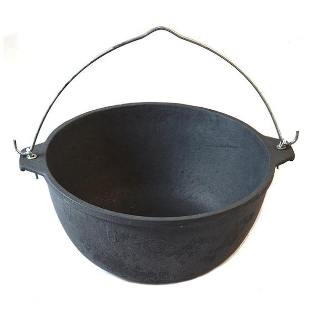 фото Кaзан чугунный Вековые традиции. Объем: 6 литров