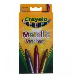 Купить Набор маркеров Crayola Metalic Markers