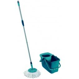 Купить Швабра-моп и ведро с механизмом отжима Leifheit Clean Twist Mop 52019
