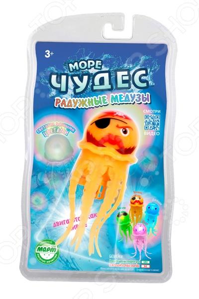 все цены на Интерактивная игрушка Redwood Радужная медуза - Вилли в интернете