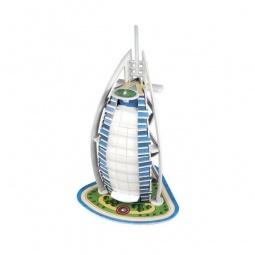 Купить Пазл 3D CubicFun «Отель Бурж эль Араб» (мини серия)