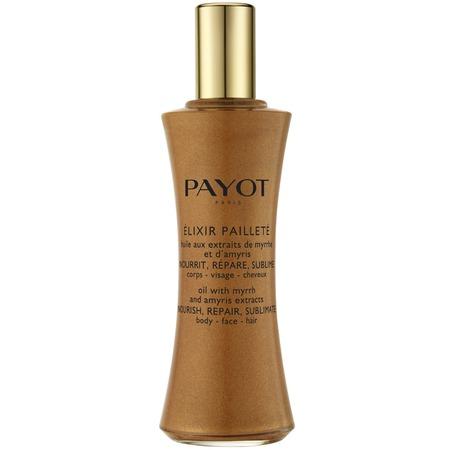 Купить Масло для тела питательное Payot Elixir Paillete