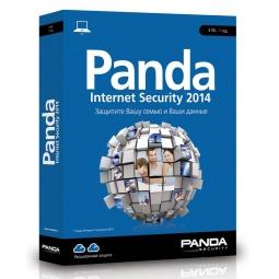 Купить Антивирусное программное обеспечение Panda Internet Security 2014 Retail Box. 3-Desktop, 1 year