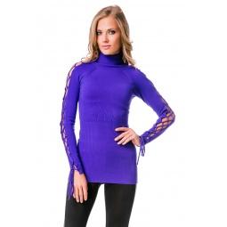фото Туника Mondigo 9772. Цвет: фиолетовый. Размер одежды: 46