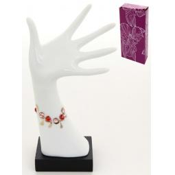 Купить Подставка для колец Elan Gallery «Рука с браслетом» левая
